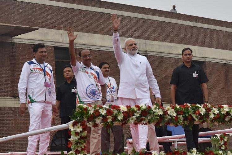 India will do well at Rio Olympic Games PM Modi
