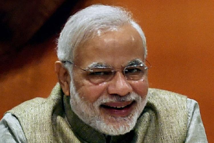 PM Modi rues RS not passing GST says states would have benefited