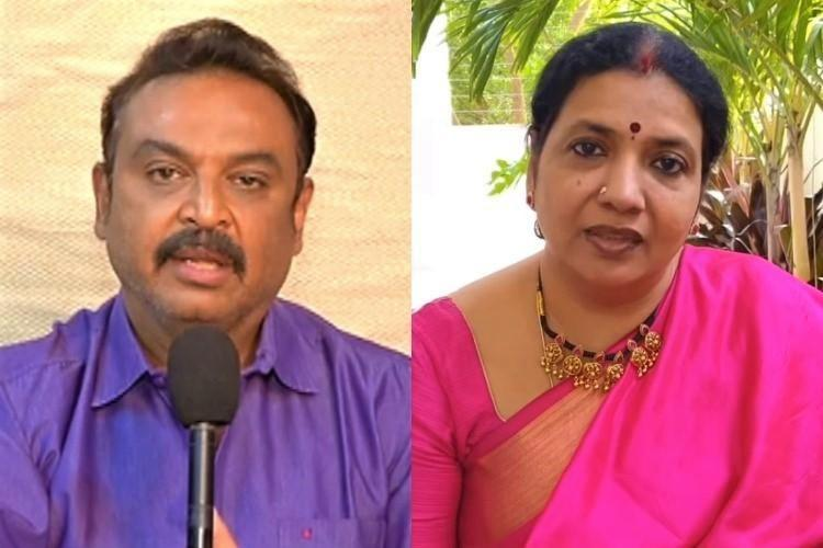 Actor Jeevitha accuses MAA president Naresh of abuse of power wants disciplinary action