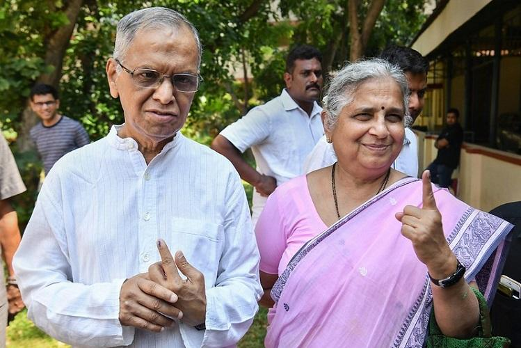 Film soon on the journey of Infosys founders Narayana Murthy and Sudha Murty