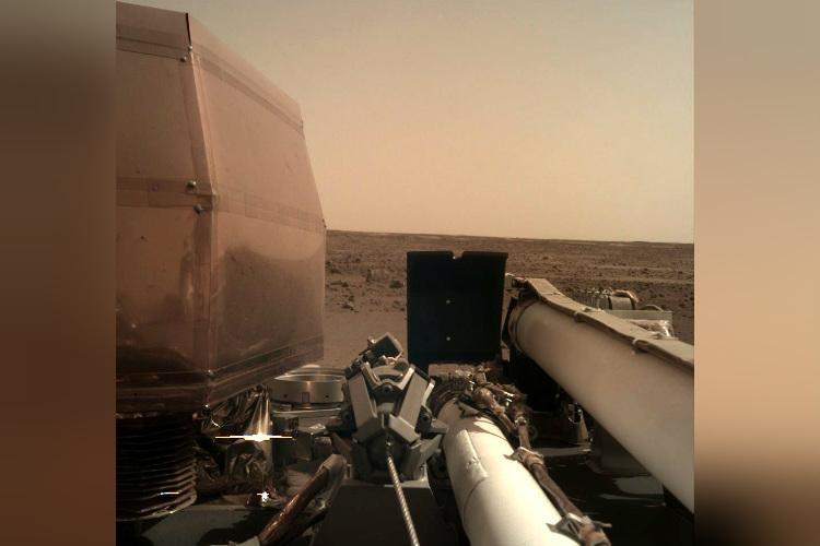 mars insight landing live feed - photo #19