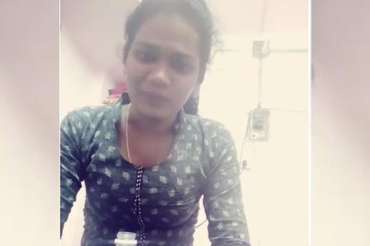 TN transgender cop attempts to kill self on video alleges abuse from her superiors