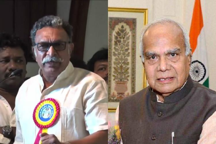 Tamil film actors meet Guv over Cauvery say he promised to set up Board in 2 weeks
