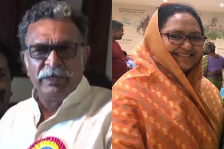 Kameela didnt grow under my shadow Nasser slams smear campaign against wife
