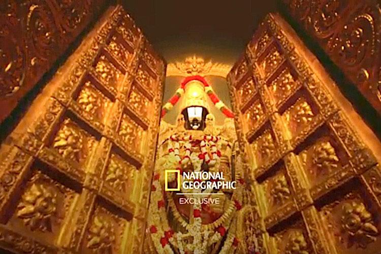 Nat Geos Inside Tirumala Tirupati misses quite a few details a viewer writes