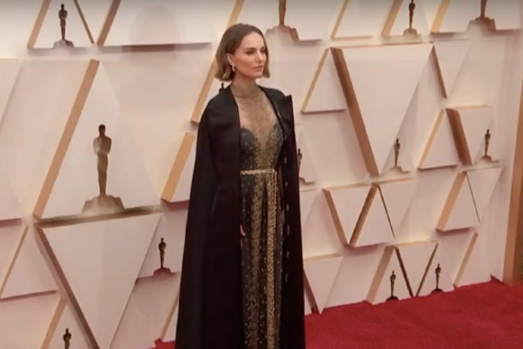 Natalie Portmans Oscars outfit features eight women filmmakers left out of nominee list