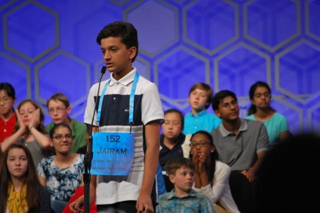 Is the spelling bee success of Indian-Americans a legacy of British colonialism