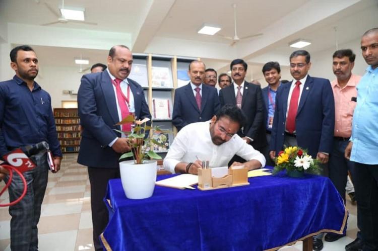 National cyber research and innovation centre opens in Hyderabad