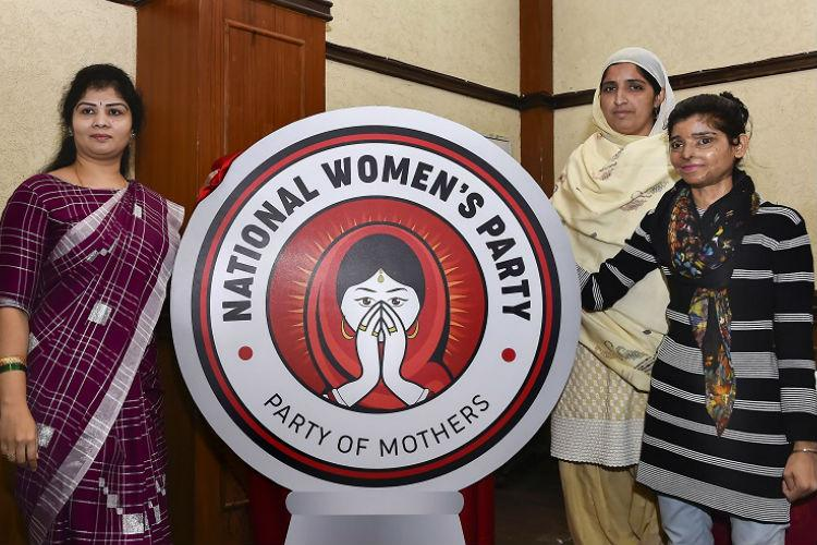 Indias first all-womens political party launched to contest Lok Sabha polls