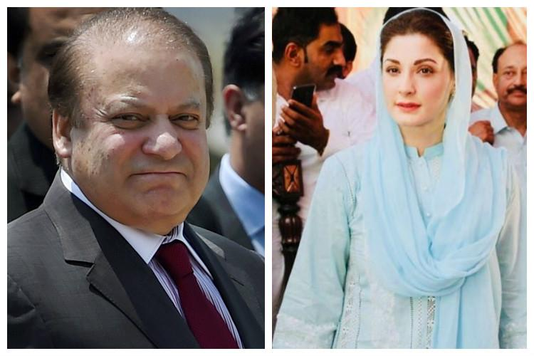 Sharif daughter on way to Pakistan to face jail in corruption case