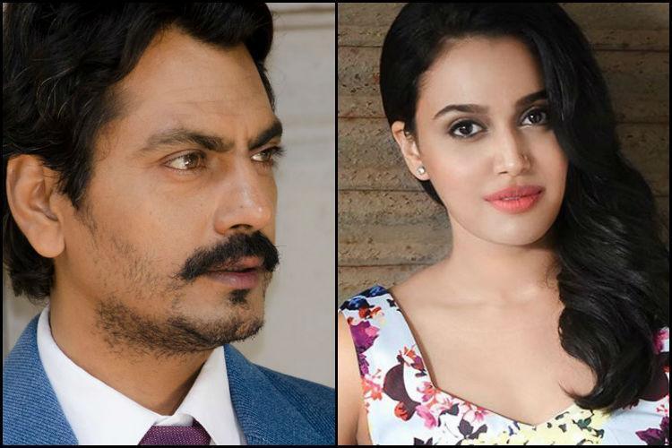 Swara backs Nawazuddin slams pathetic mentality which barred him from Ramleela
