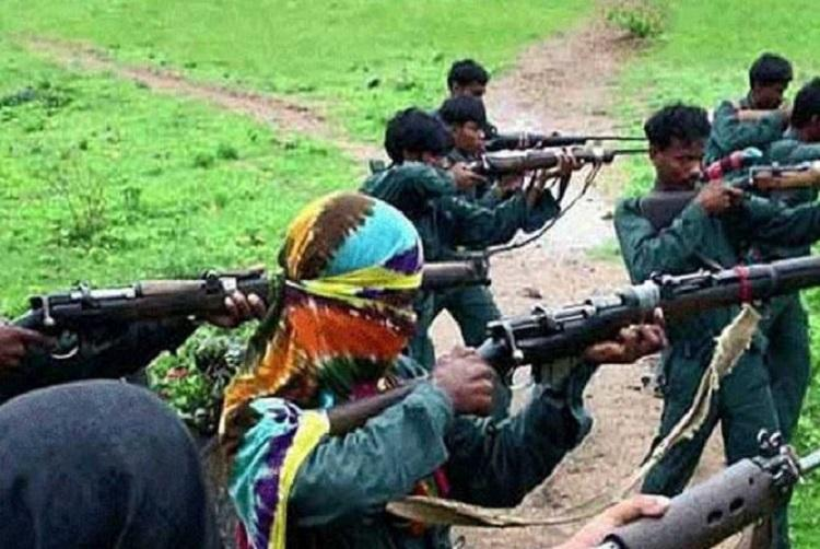 Inside a Maoist camp The city in the middle of a Jharkhand forest