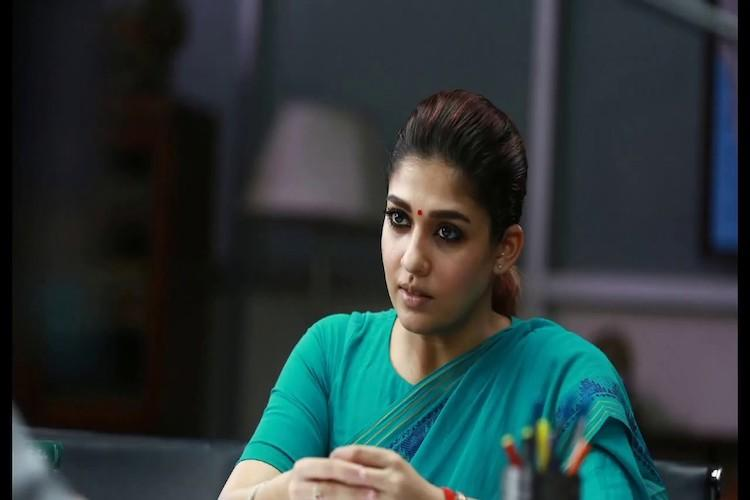 Does Nayanthara play a doctor in Viswasam