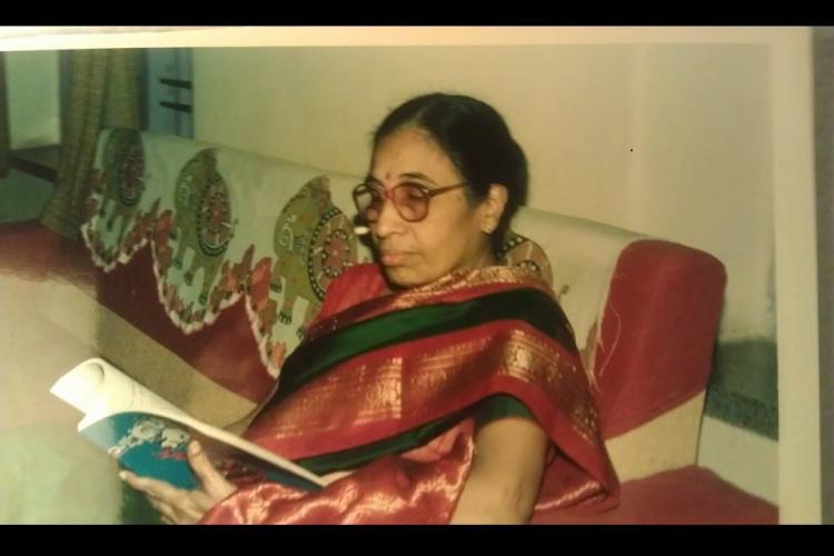 Noted Telugu writer educationist Nayani Krishnakumari passes away