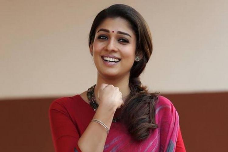 Actor Nayanthara