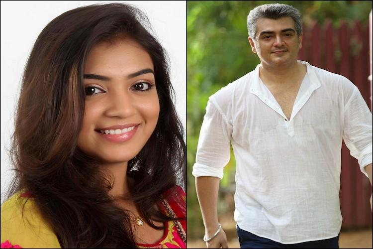 Nazriya to reprise Taapsee Pannus role in Pink remake