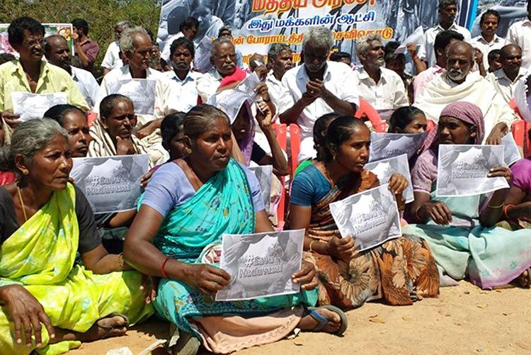 How a small village in Tamil Nadu could derail PM Modis grand hydrocarbons project
