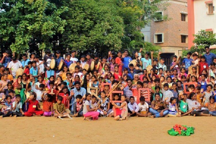 Neelam Foundation to hold arts camp for marginalised kids in TN How you can help