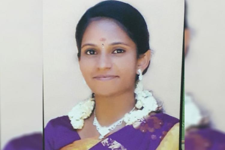 Deceased Neethu Mohan