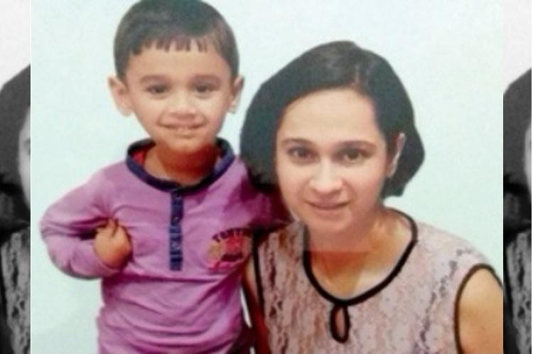 Bengaluru car fire Faulty vehicle killed mom and son Police book Kalyani Motors