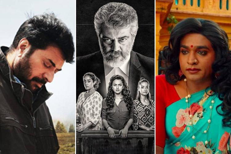 From Nerkonda Paarvai to Peranbu The best of Tamil films from 2019