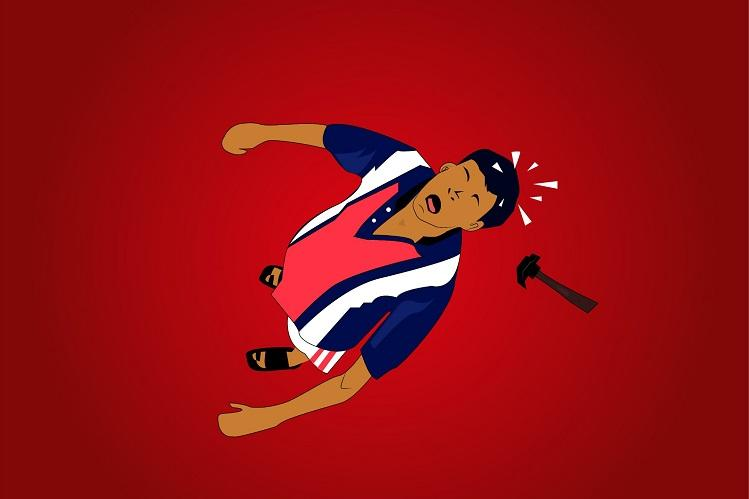 Who is Contractor Neasamani and why is the world praying for him