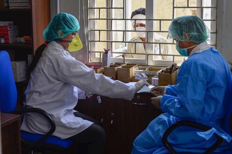 Employee didnt go to China Mysuru pharma company denies Ktaka ministers statement
