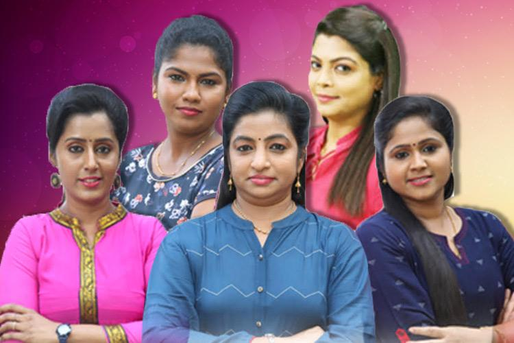 100 episodes of News7 Tamils 33 Why we need women in political debates on TV