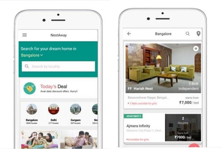 Home rental startup NestAway raises $51 million from Goldman