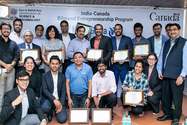 Thirteen Indian startups win Canada market access program Next Big Idea 2018