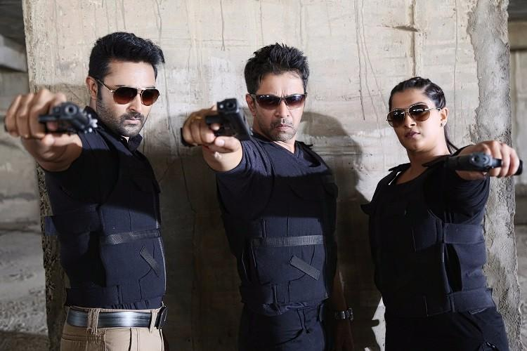 Nibunan Review A competent thriller that shoots itself in the foot