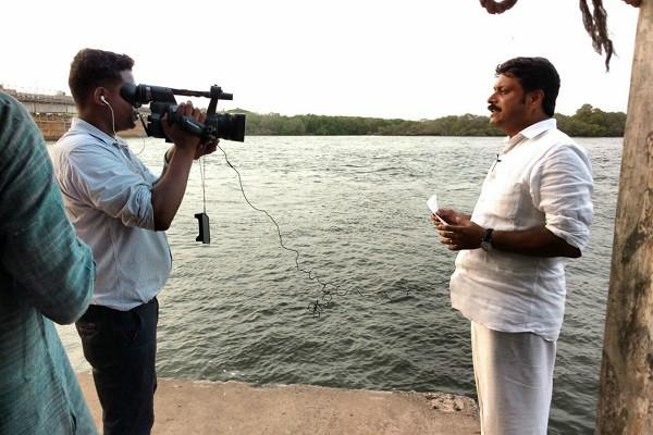 After one-year hiatus MV Nikesh Kumar returns to journalism with social show on Reporter