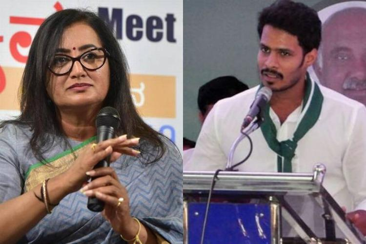 Is Nikhil Kumaraswamy using state machinery to sabotage Sumalathas campaign