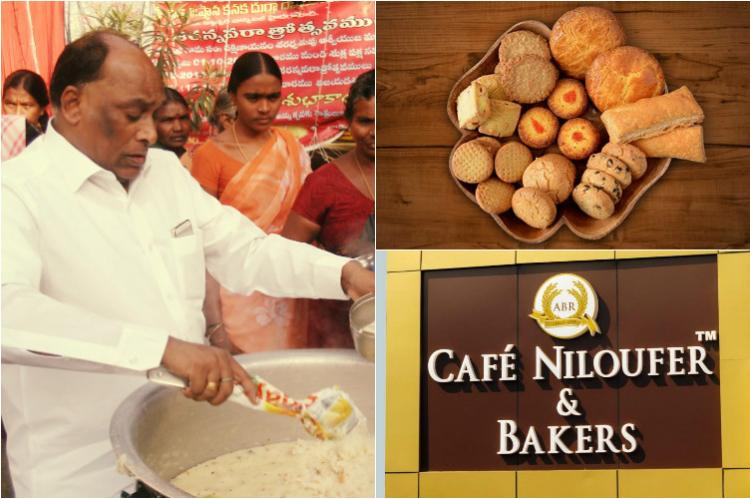 Once a cleaner at Hyderabads famous Niloufer cafe this man now owns it