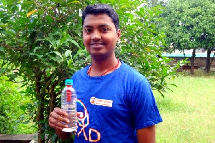 Meet the Ktaka college student whos making drinking water a reality for the poor for just Rs 20