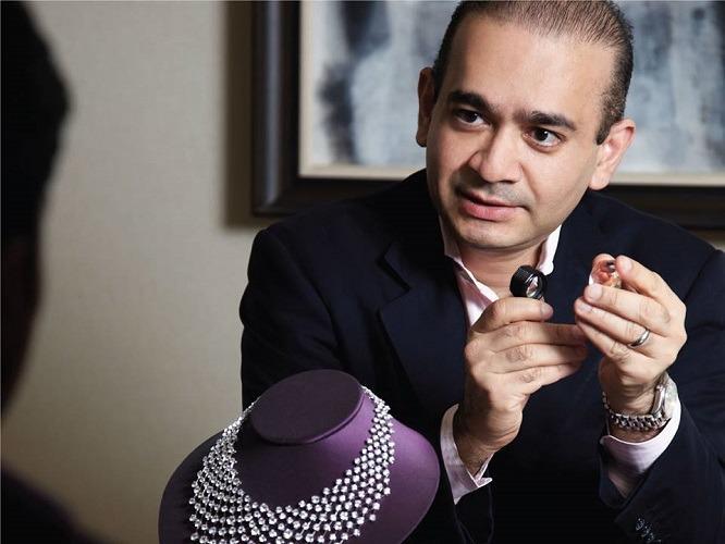 PNB fraud Nirav Modis Firestar Diamond files for bankruptcy in US