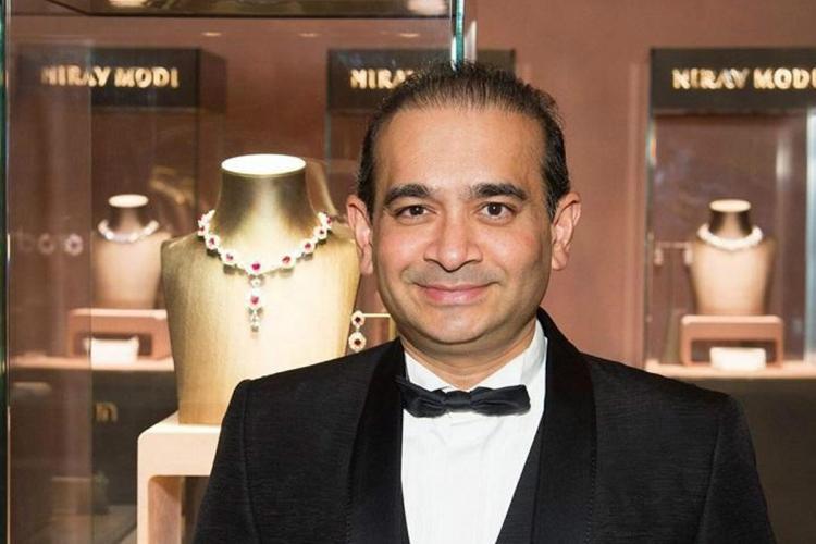 A file image of fugitive diamantaire Nirav Modi