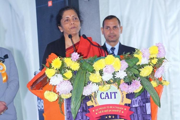 FM Nirmala Sitharaman tells traders GST will be simplified further