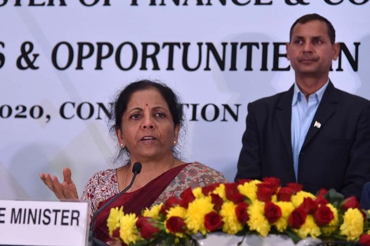 FM Nirmala Sitharaman says there are no concerns of price rise due to coronavirus