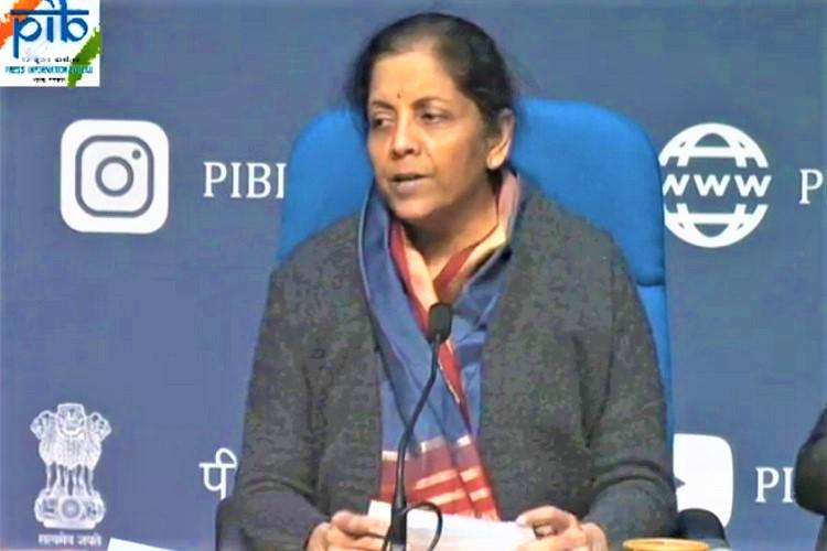 FM Nirmala Sitharaman unveils Rs 102 lakh crore worth infra projects for next 5 yrs