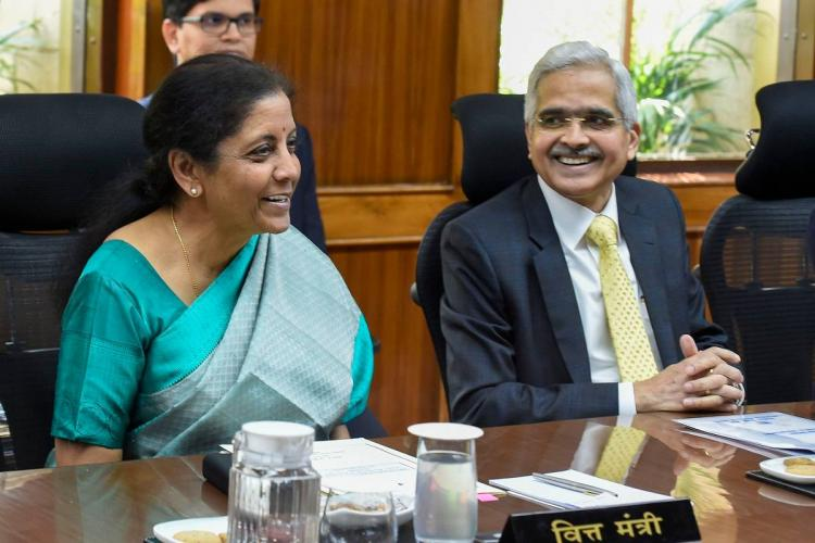 RBI Guv said the budget next year will be prudent and growth oriented