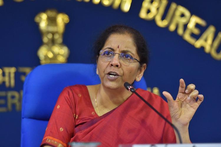 FM Nirmala Sitharaman says uptick in inflation is seasonal