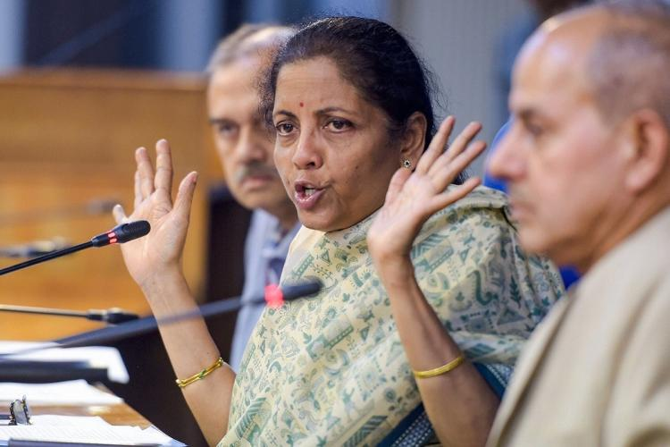 FM Nirmala Sitharaman says Indian economy witnessing a strong recovery after lockdown