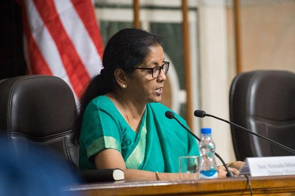 Nirmala Sitharaman urges startups to develop tech and weapons for Indian armed forces