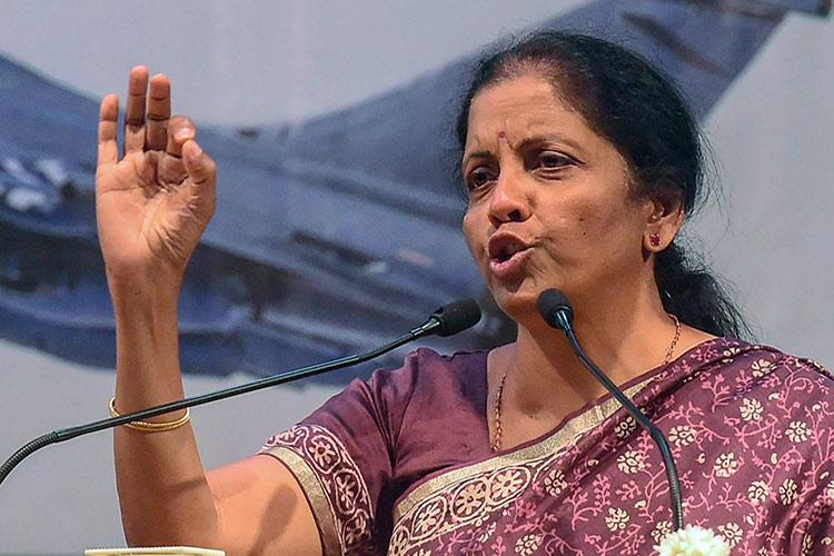 Budget has laid foundation for building 5 trillion economy FM Nirmala Sitharaman