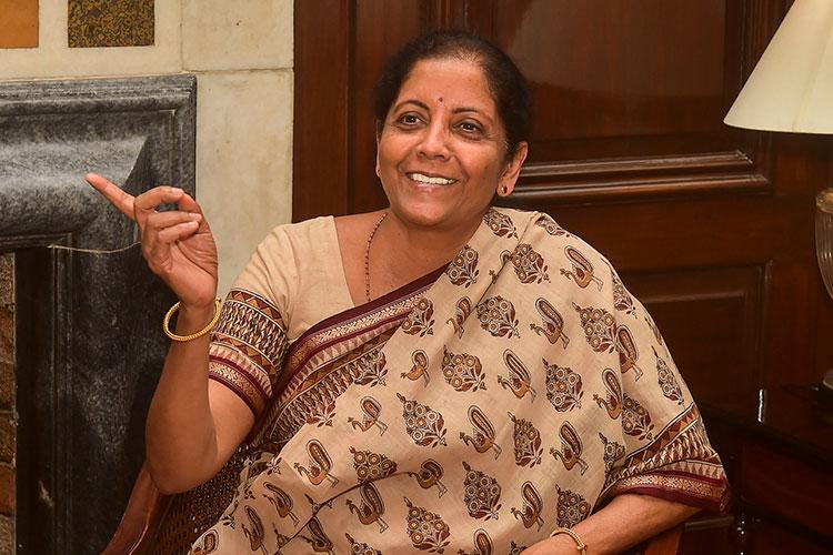 'I have been working on it', Nirmala Sitharaman's retort to criticism