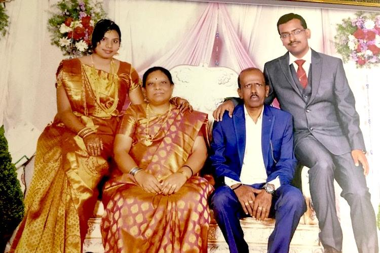 Harassed for dowry Bengaluru woman kills self Techie husband didnt stop parents