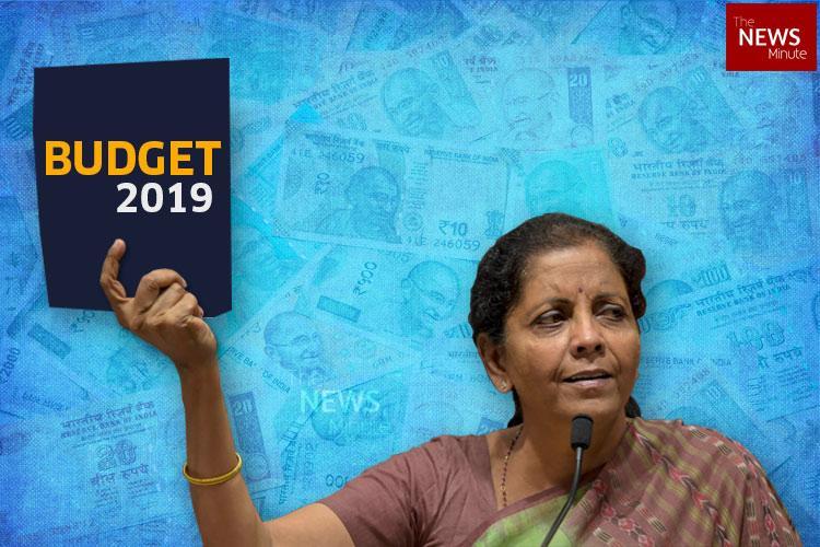Budget news in tamil language