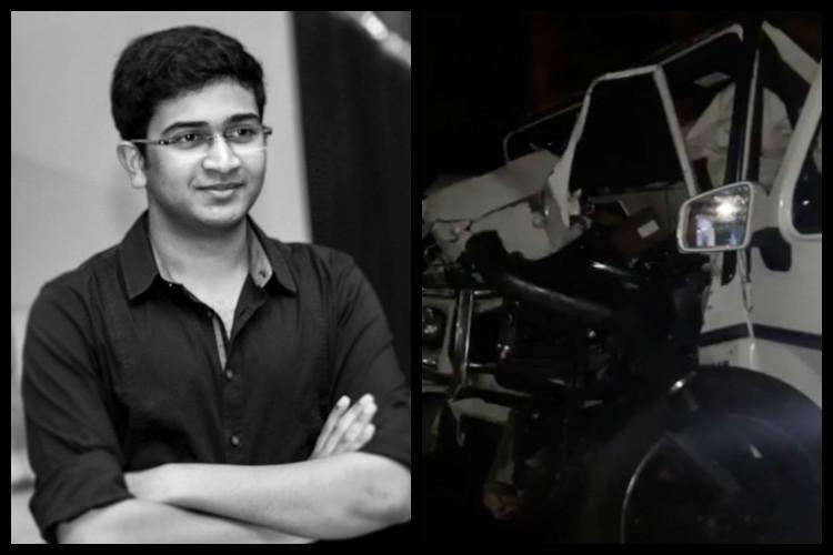 Andhra ministers sons accident Nishith was driving his car at 146 kmph say police