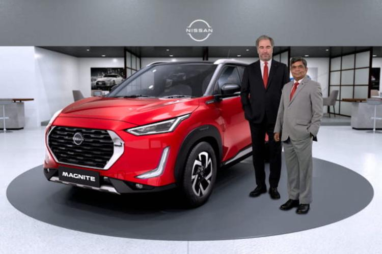 Nissan India launches new SUV Nissan Magnite commences bookings